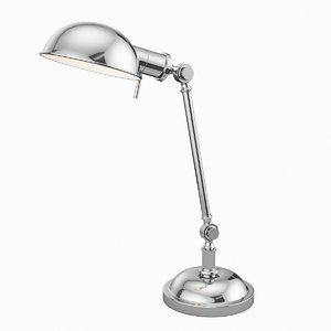 hudson valley girard table lamp 3d model