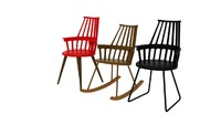 Kartell Comback Chairs