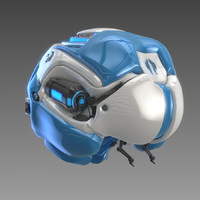 Artificial brain concept