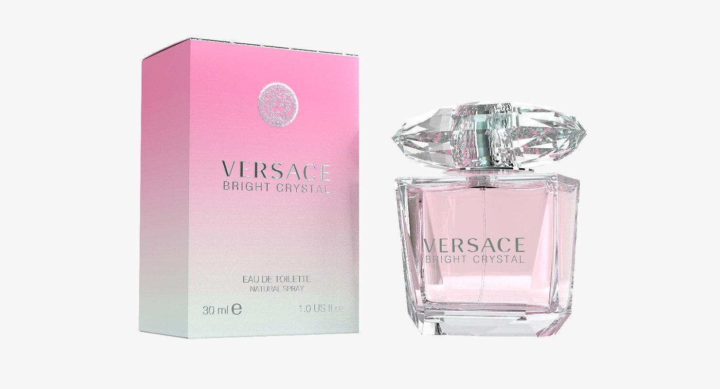versace bright crystal obj