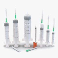Disposable Syringe Set