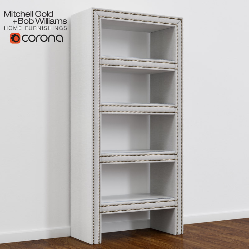 lucas 2-sided bookcase mitchell max