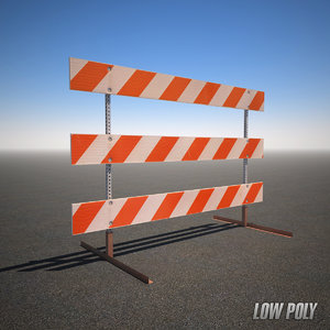construction barricade max