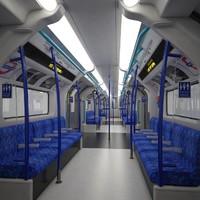 London Metro Train