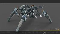 Drone V6 Cybertech