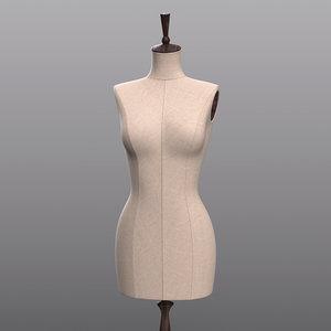 vintage mannequin max
