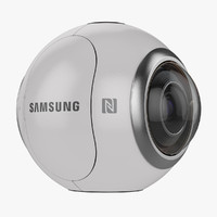 3ds samsung gear 360 camera