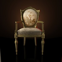 Classical chair