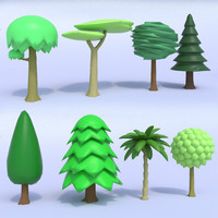 trees 3d 3ds