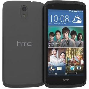 htc desire 526 black 3ds