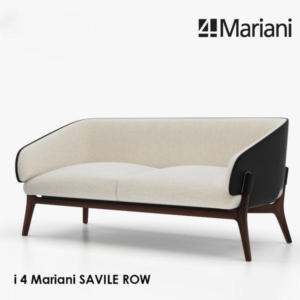 3d max 4 mariani savile