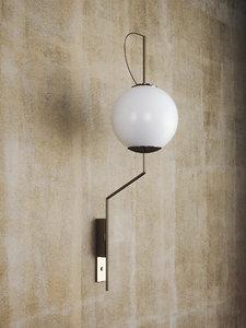 wall lamp c4d