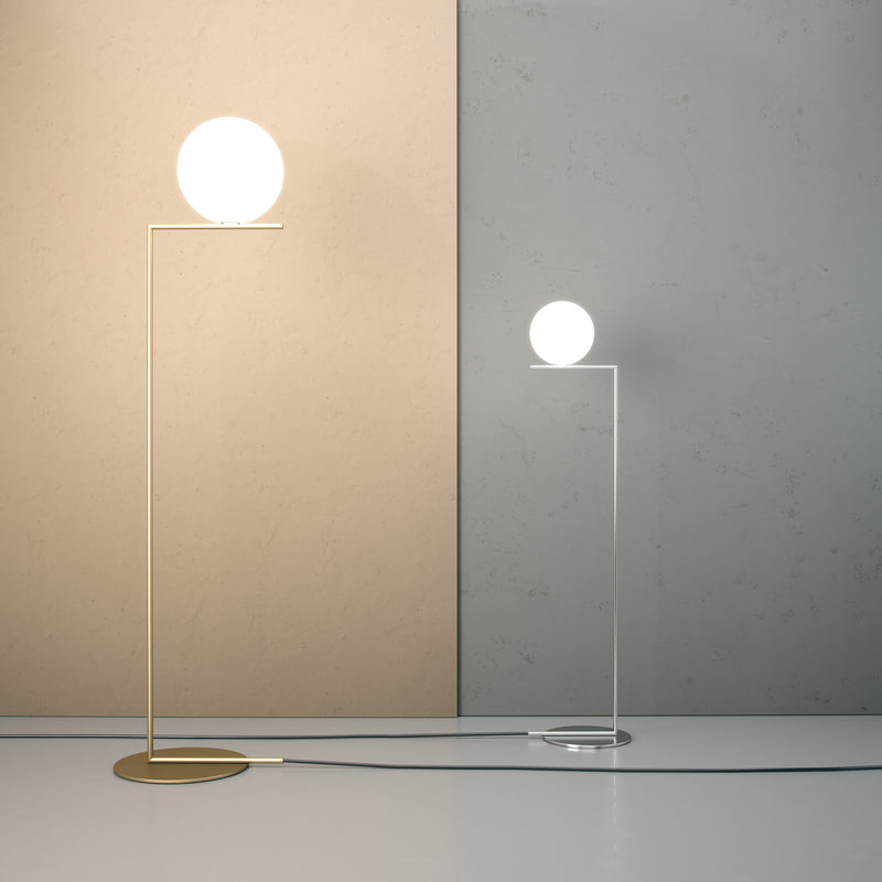 lamp michael - ic 3d model