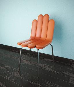 3ds chair vrayforc4d