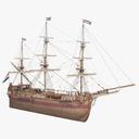 sailing ship 3D models