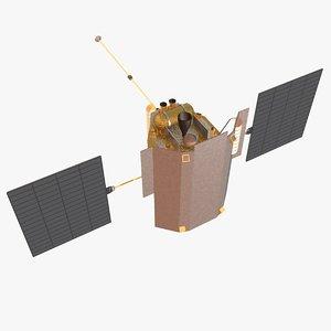3d messenger spacecraft