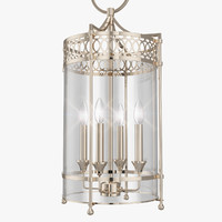 3d hudson valley amelia pendant light model