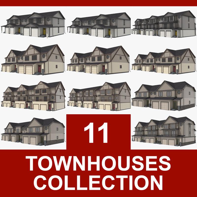 3d 11 house