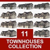 11 Town-houses Collection
