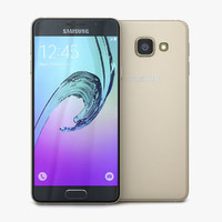 Samsung Galaxy A3 2016 Gold