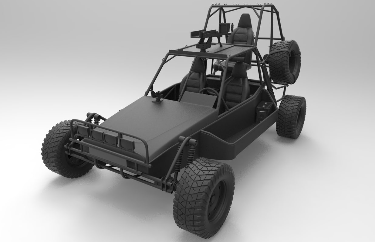 fbx dune buggy