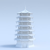 3d tower