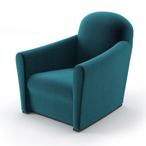 3d max bodema nina chair