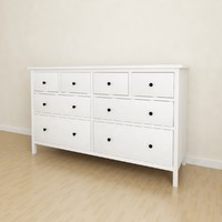 Ikea Hemnes 8 drawer chest