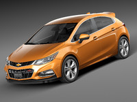2016 hatchback chevrolet c4d