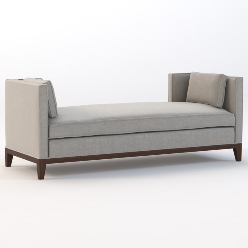 3d presidio settee daybed