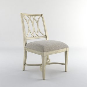 3d stanley heritage coast chair model