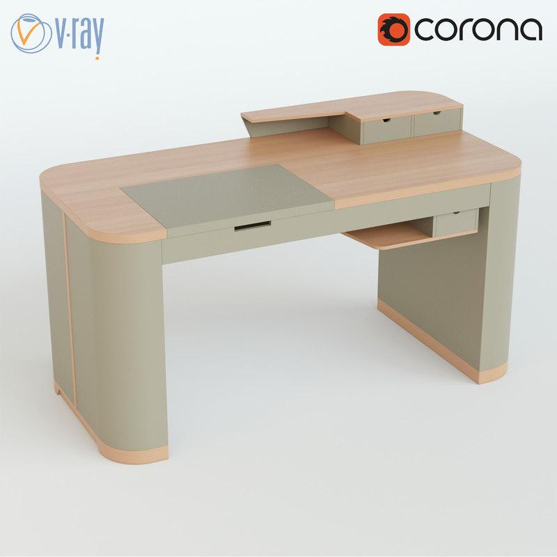 3d artur table