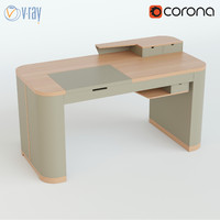 3d artur table