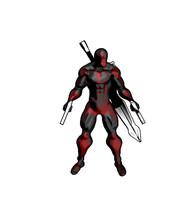 3d model ninja