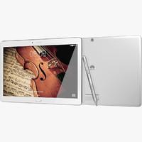 Huawei MediaPad M2 10 Silver