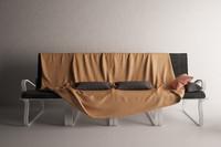 sofa realistic 3d model