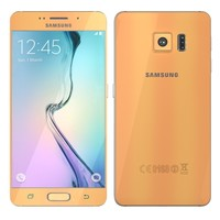 c4d samsung galaxy s6 gold