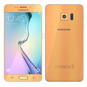 c4d samsung galaxy s6 gold