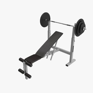 weight bench max