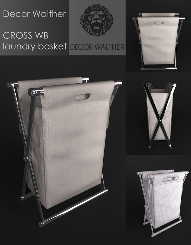 3d decor walther cross wb model