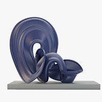 Tony Cragg Mccormack Sculpture