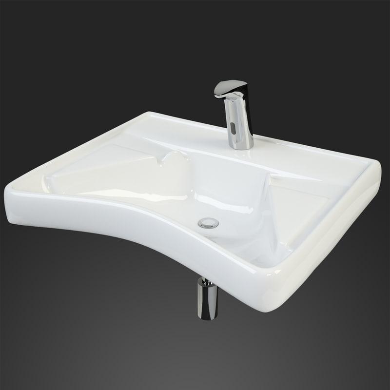 disable sink 3d c4d