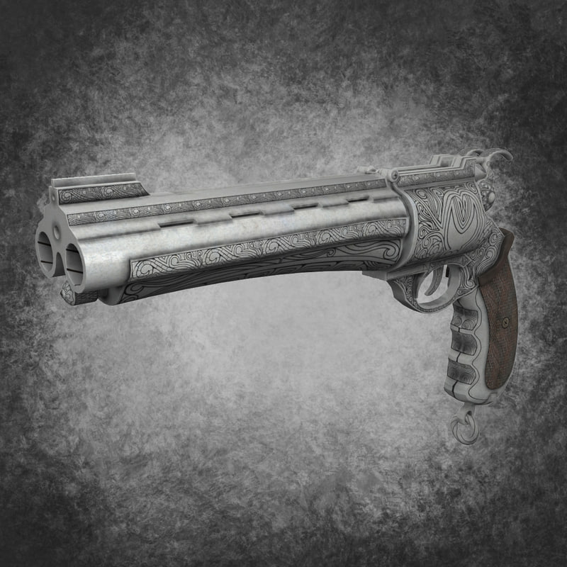 paleorrevolver weapon metabarons max