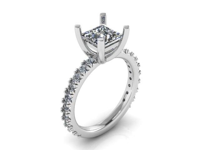 princes ring 3d model
