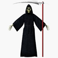 Talking Grim Reaper