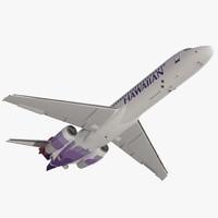 boeing 717-200 hawaiian airlines max
