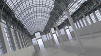 3d depot hangar