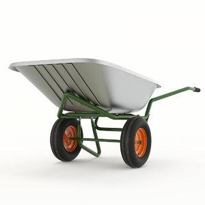 car cart c 3d max