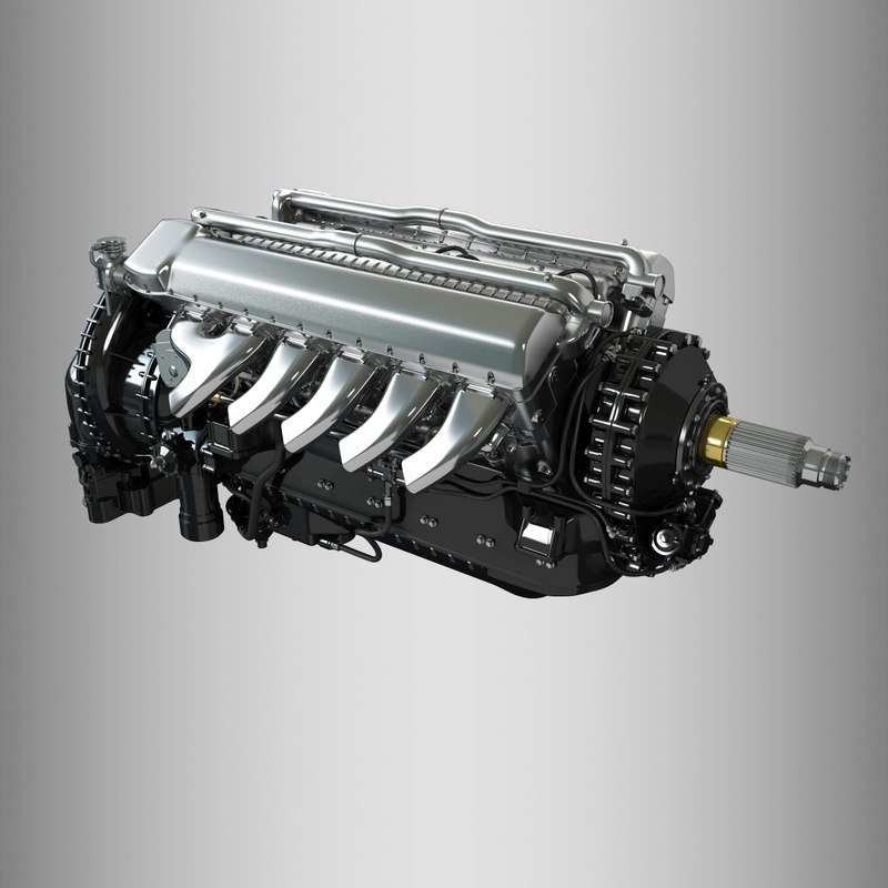 max merlin engine