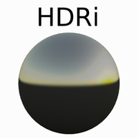 "HDRi Rendered ""Golden Hour"